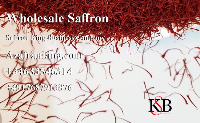 Precios del azafrán a granel